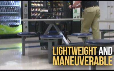 Battery-Powered AutoVac