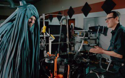 Icky & Benji the Janitor – Caught KaiTutoring