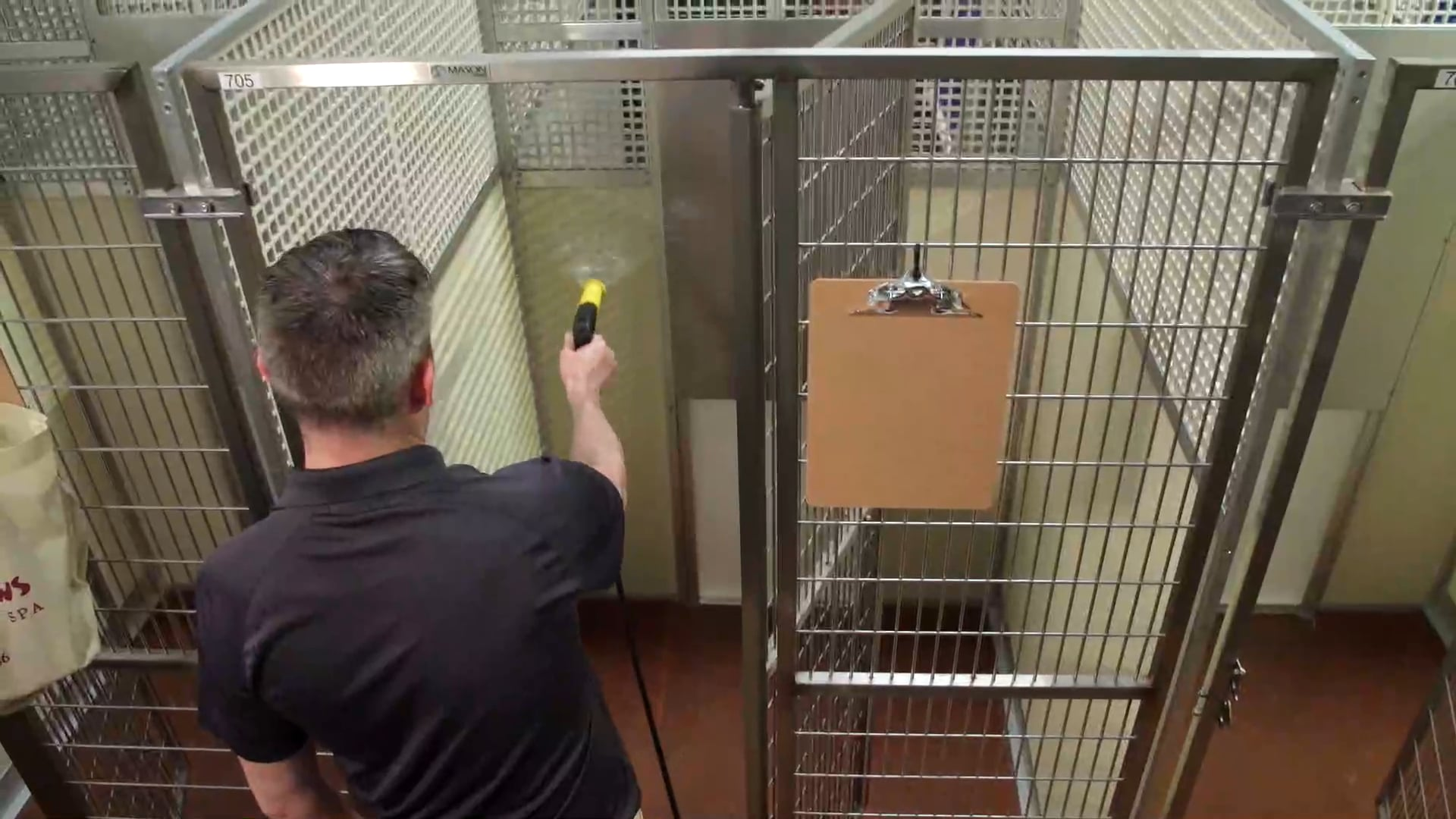 Kaivac for Animal and Pet Care Facilities