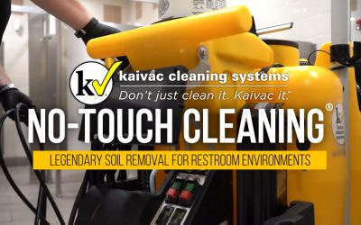 No-Touch Cleaning from Kaivac