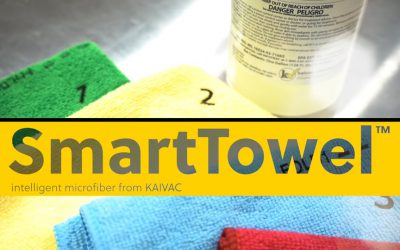 SmartTowel™ – Intelligent Microfiber