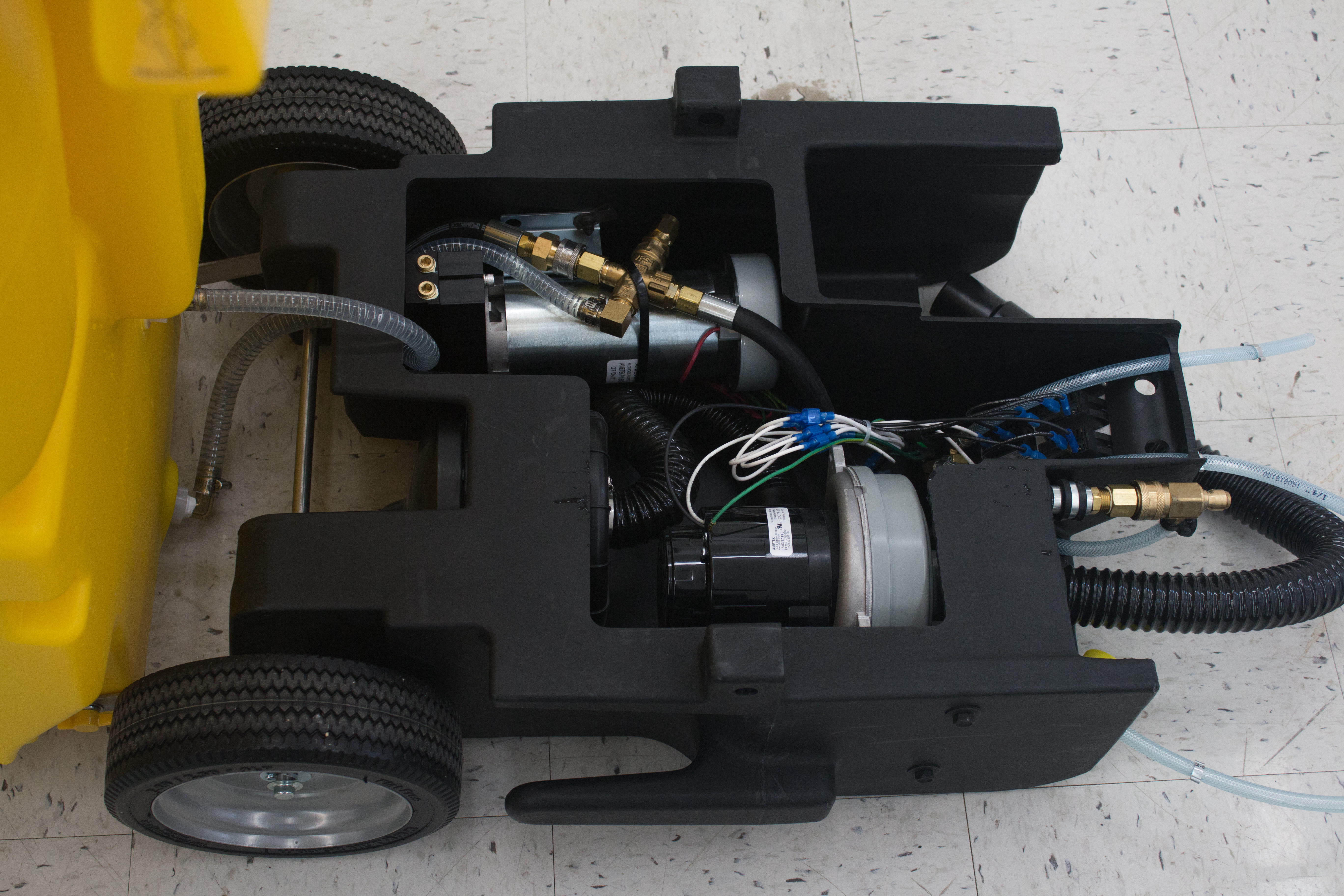 Kaivac Black Box on NTC System