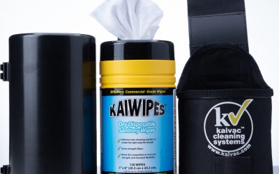 KaiWipes – Canister-Holster-Wall Mount