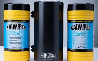 KaiWipes and Wall Mount