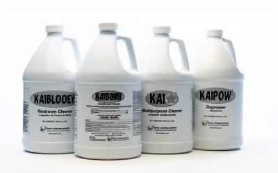 Chemical Lineup – KaiBlooey, KaiBosh, KaiO, KaiPow