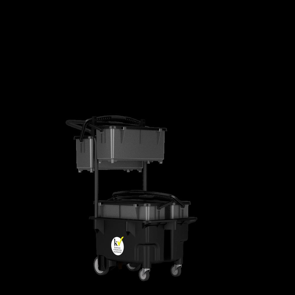 Kaivac Trolley Bucket