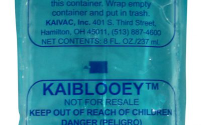 KaiBlooey Restroom Cleaner Chemical – Packet