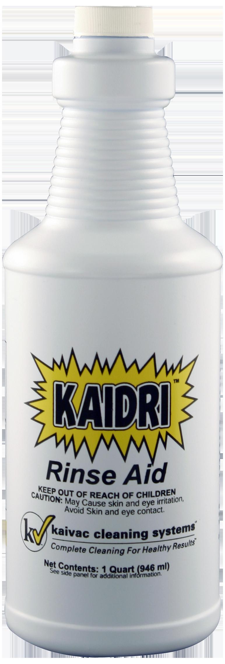 Kaivac KaiDri Rinse Aid