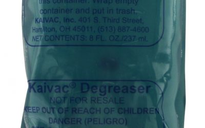 KaiPow Degreaser Chemical – Packet
