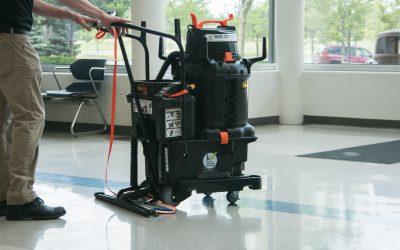 AutoVac – Entrance / Lobby Floor Cleaning – 4065
