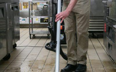 Dispense-and-Vac  – Vacuuming Extreme Soil – Portrait Orientation