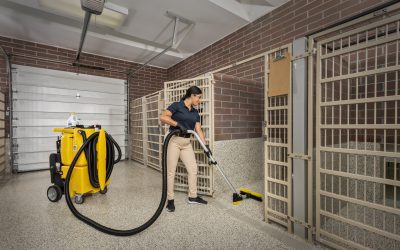 NTC 1750 – Kennel Cleaning – Vacuuming