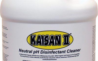 KaiSan II – Gallon – pH Neutral Disinfectant Chemical – Effective Against COVID 19