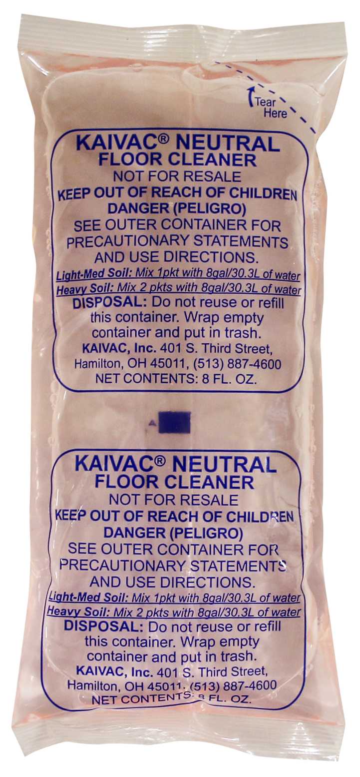 Kaivac Neutral Floor Cleaner Chemical