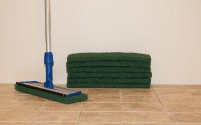 Speed Scrubber – Green