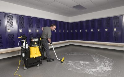 Spray-and-Vac – Locker Room – 206 – Corded Only