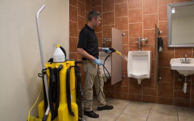 NTC 1250 – Restroom Urinal Spraying – 5132