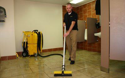 NTC 1750 – Restroom Floor Vacuuming – 2578