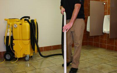 NTC 1750 – Restroom Floor Vacuuming – 2585