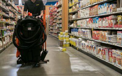 SUV – Sugar Spill Cleanup 3852
