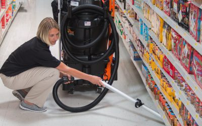 SUV – Retail Aisle Cleaning – 4745