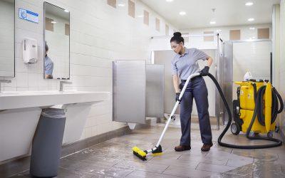 NTC 1750 Woman Vacuuming Restroom – KAI_200068_233