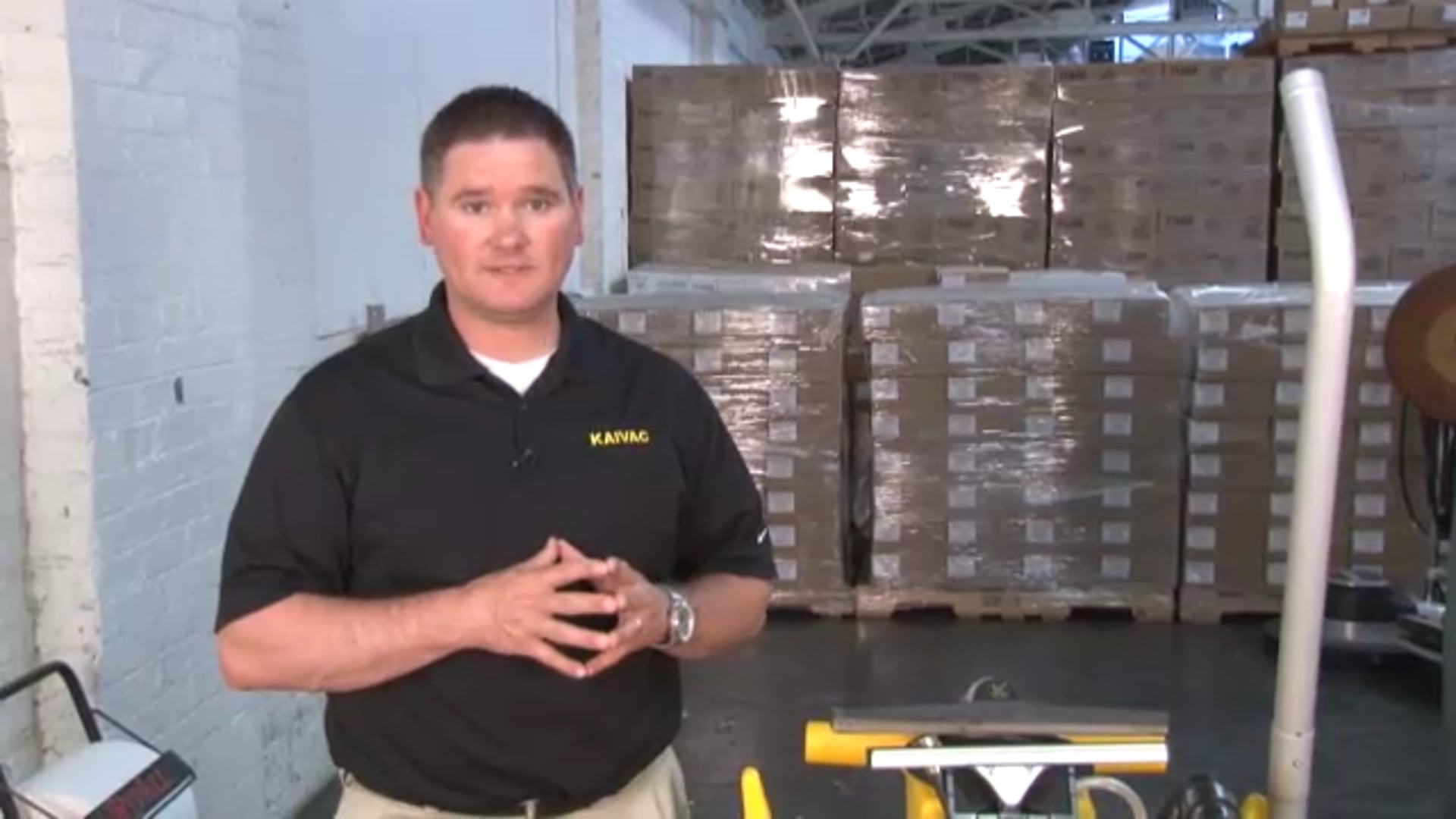 Squeegee Blade Inspection