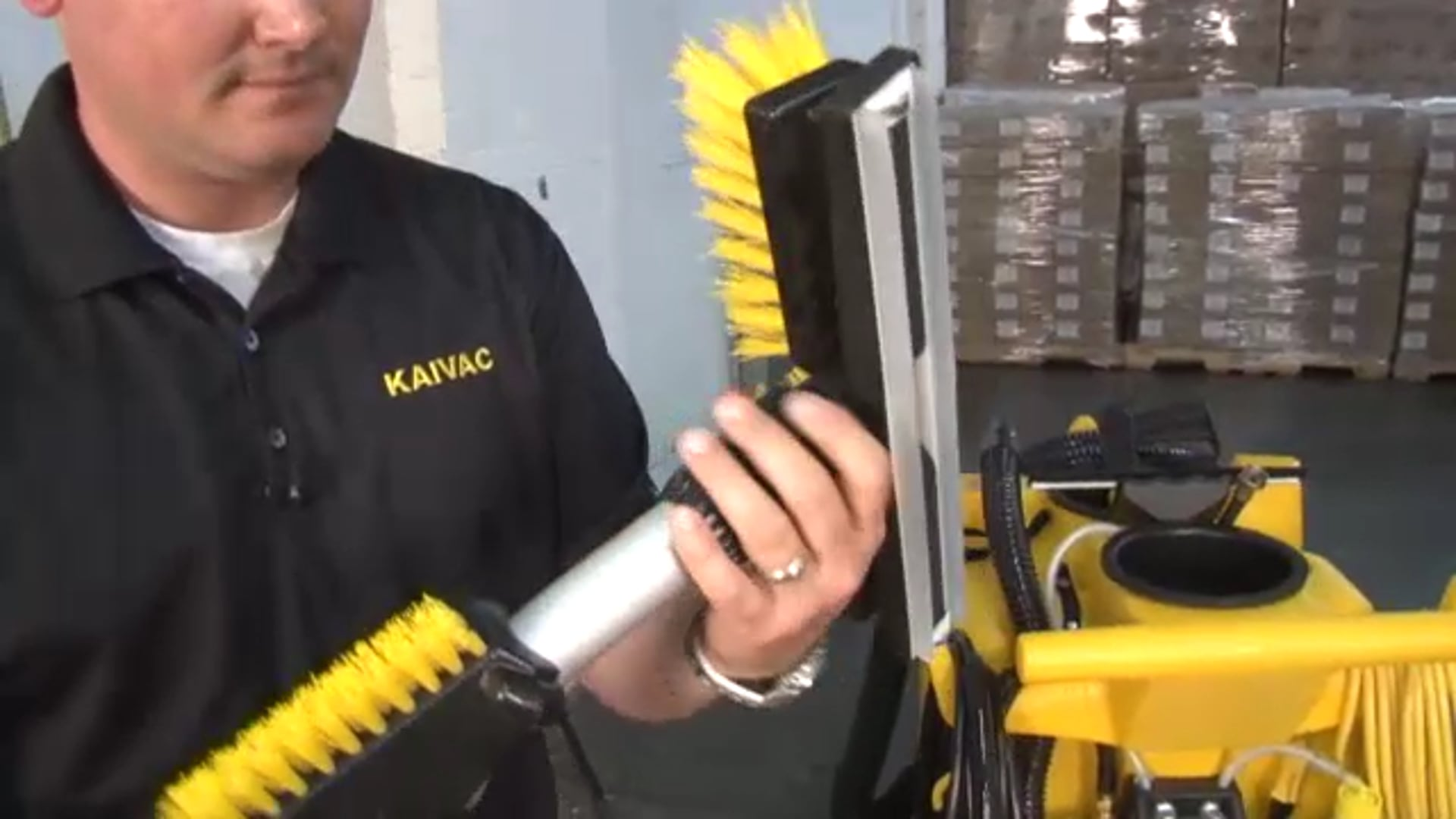 Squeegee Head Replacement