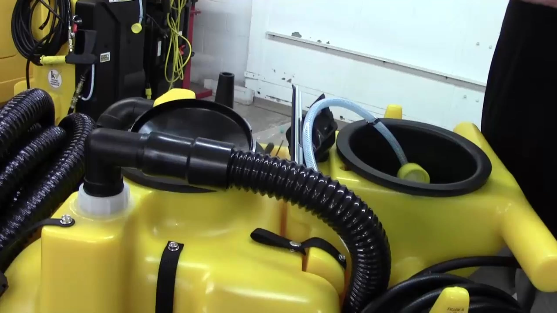 Vacuum Troubleshooting