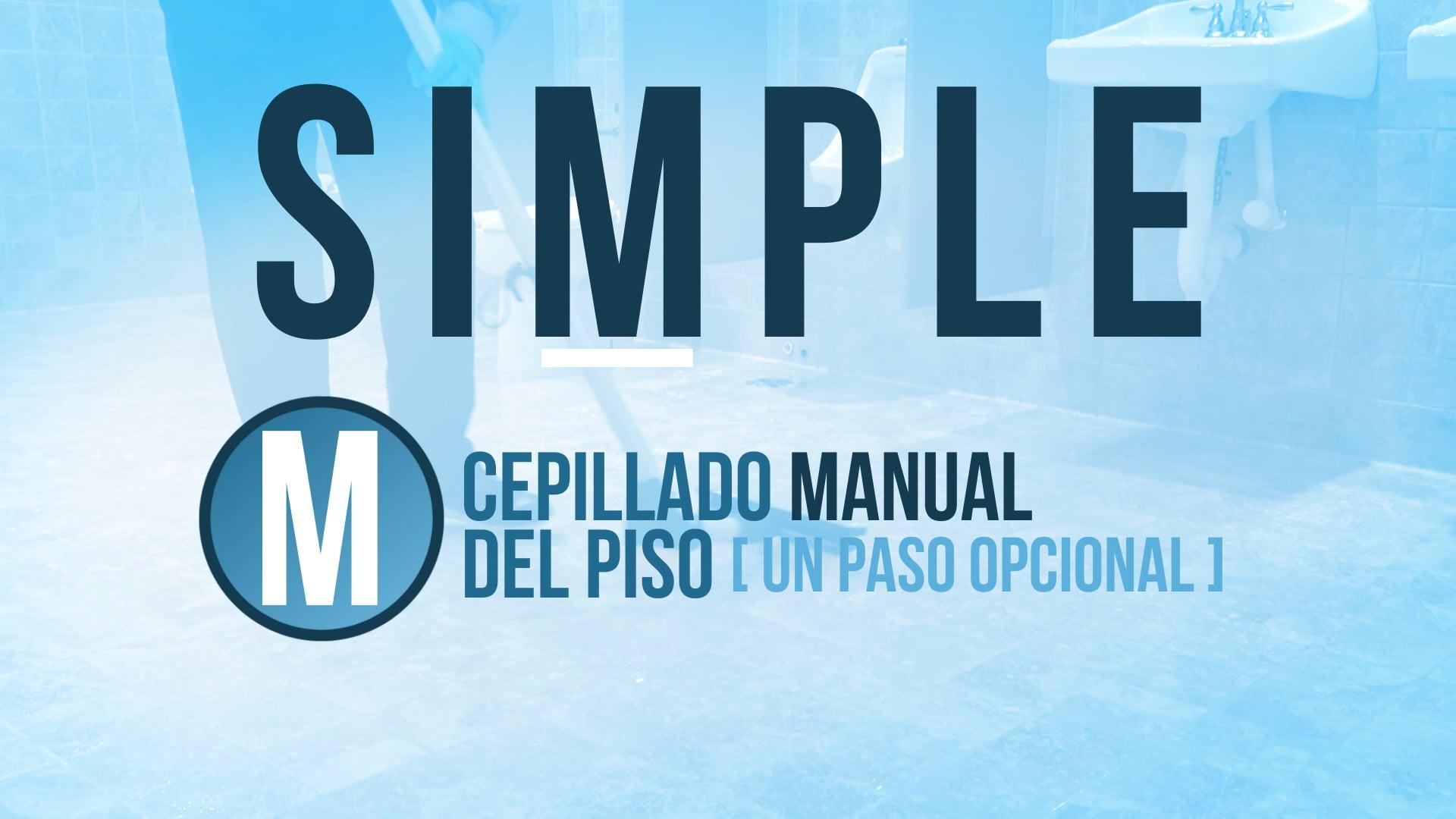 Manual Brush – Español