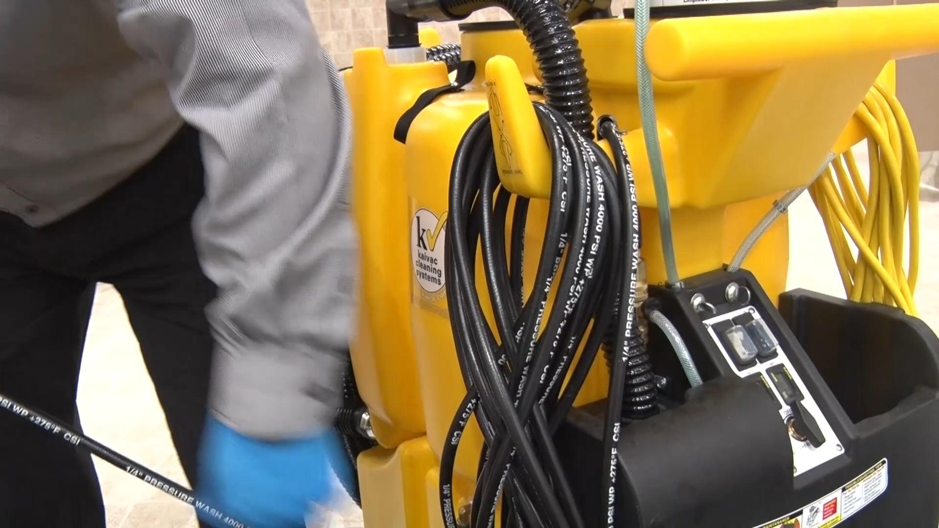 Loop the Spray Line – Français