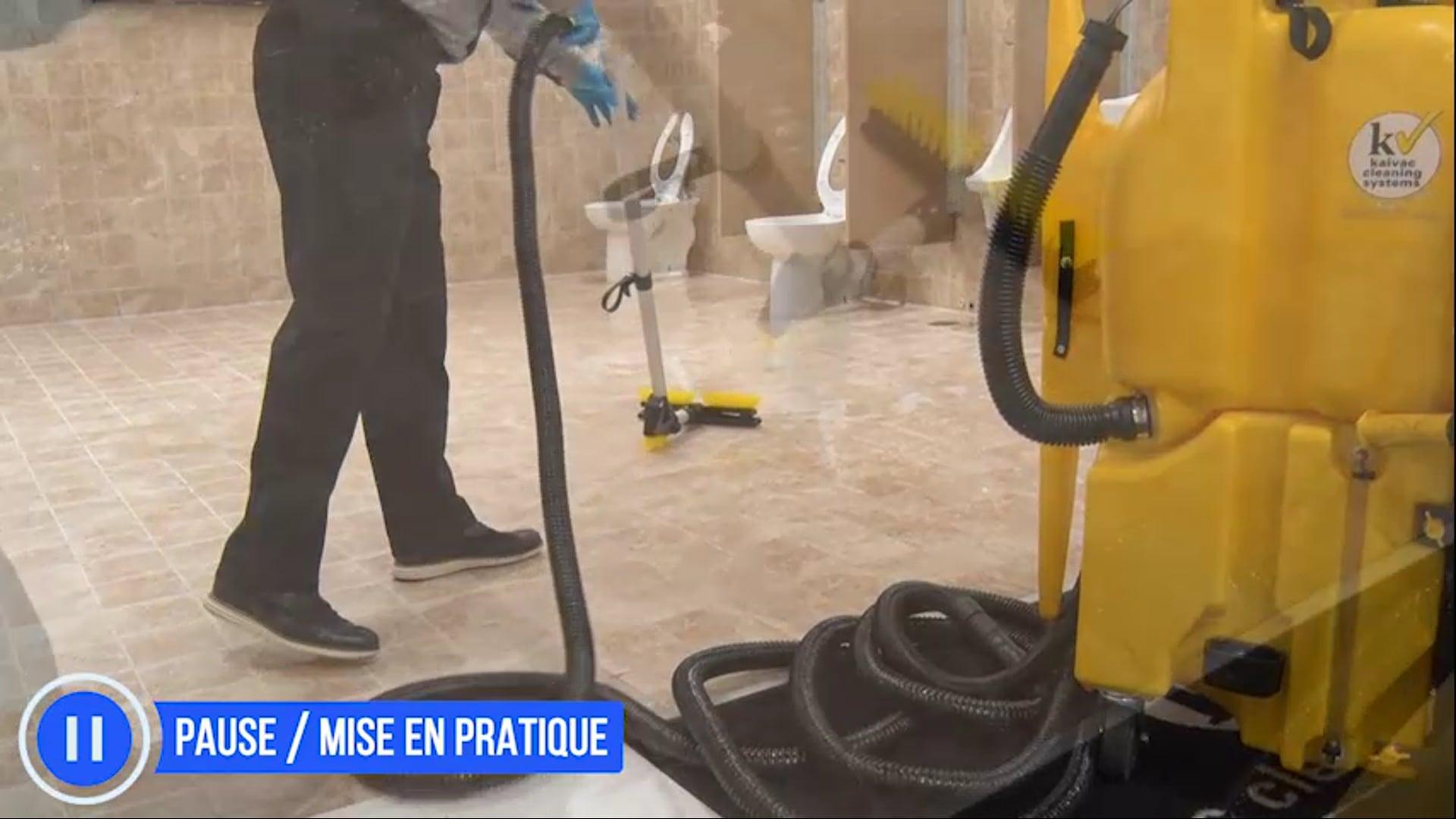 Extract and Dry – Français