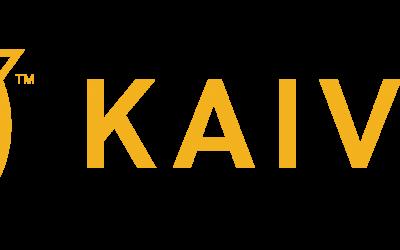 Kaivac Logo – Horizontal – Yellow