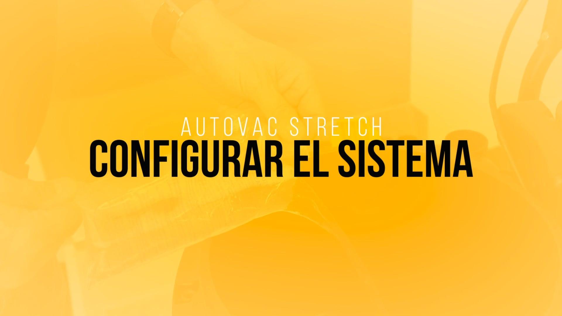 Configurar el Sistema